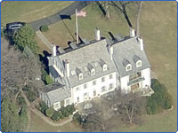 John and Robert Kennedy's Hickory Hill Estate