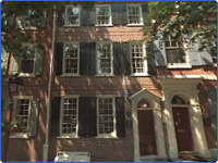 James Madison's Philadelphia House