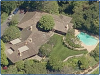 Ronald Reagan's Bel Air Estate