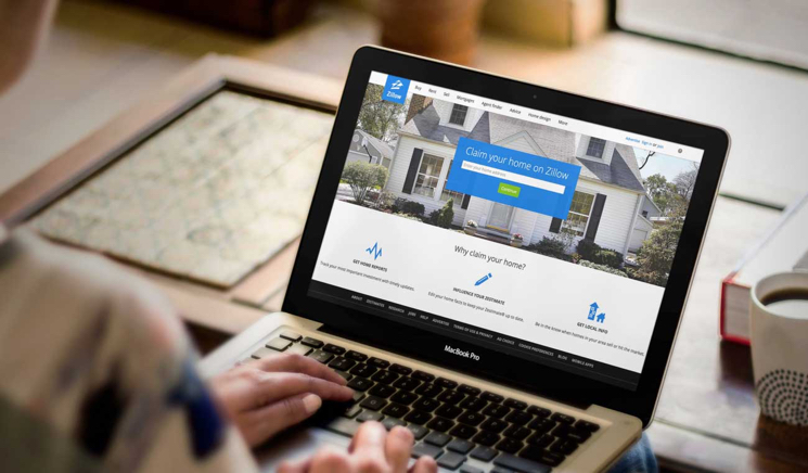 Claim Your Home On Zillow To Get Free Home Value Reports And Updates About  Your Neighborhood.  Free Change Of Address Form Online